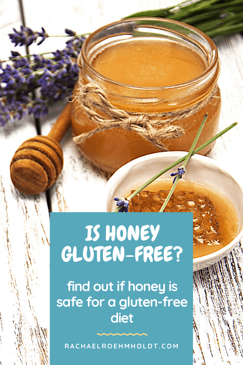 Is honey gluten-free? Find out if honey is safe for your gluten-free diet.