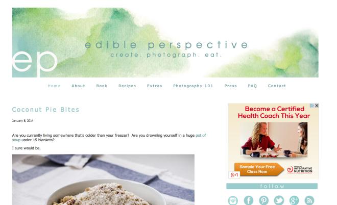 My Favorite Healthy Dessert Blogs | RachaelRoehmholdt.com