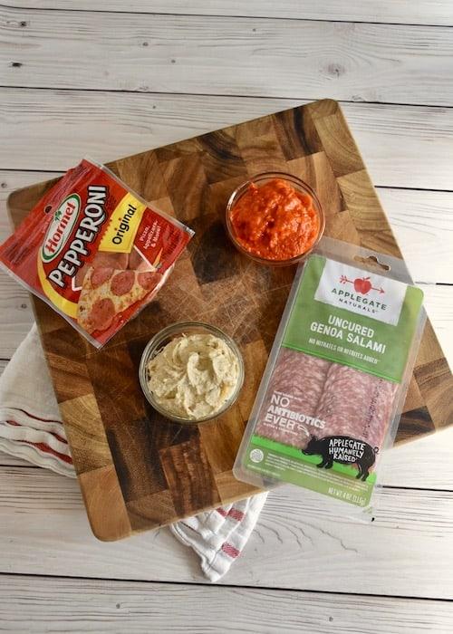 Gluten-free Dairy-free Snack Board