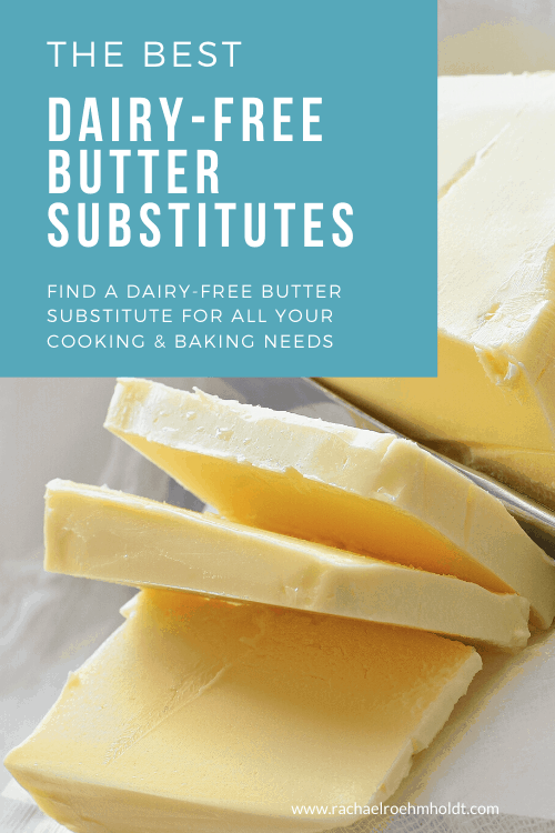Dairy-free Butter & Butter Substitutes