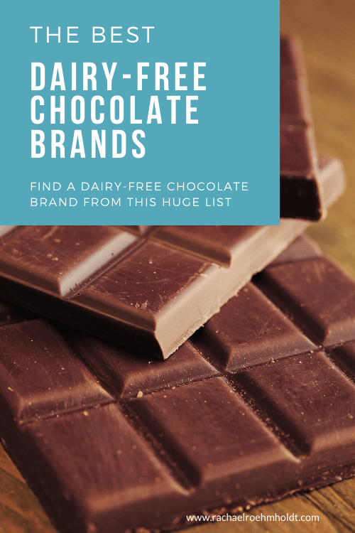The Best Dairy-free Chocolate Brands