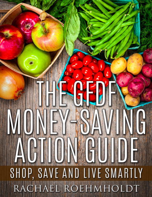 The GFDF Money-Saving Action Guide cover