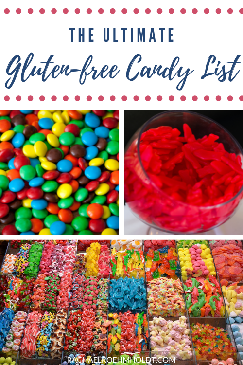 The Ultimate Gluten-free Candy List