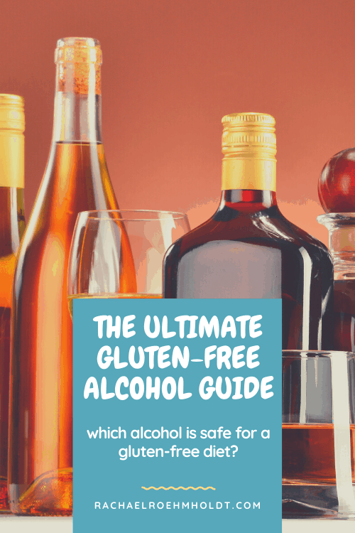 The Ultimate Gluten free Alcohol Guide