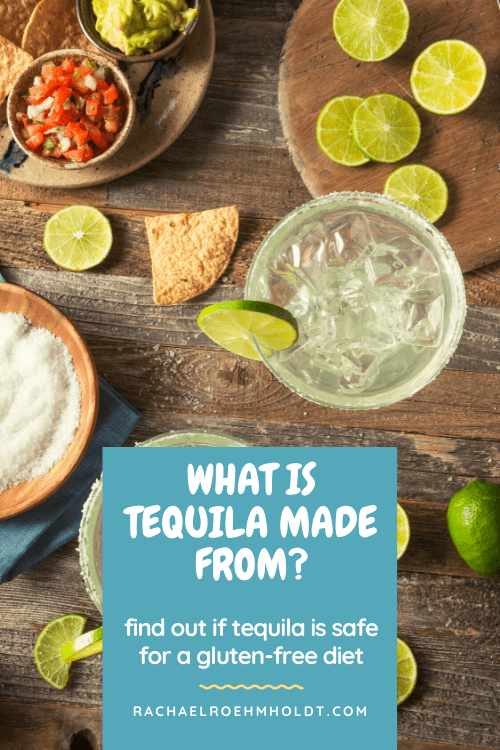 What is tequila made from?