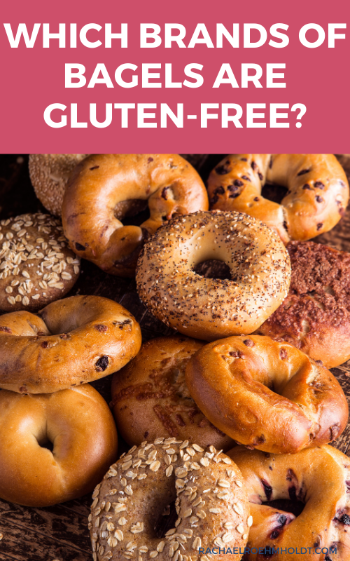 Which brands of bagels are gluten free
