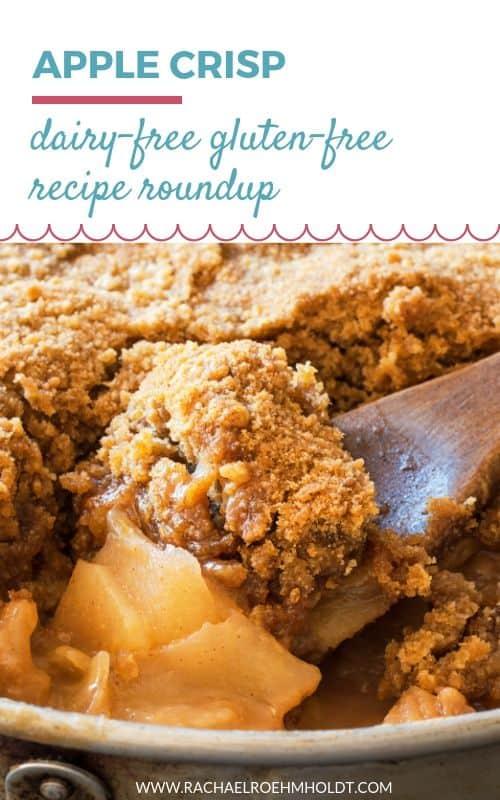 10 Dairy-free Gluten-free Apple Crisp Recipes