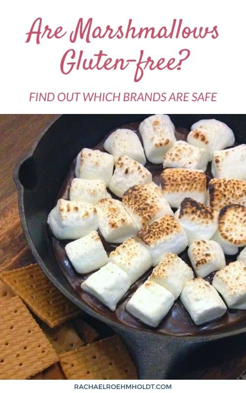 Are Marshmallows Gluten-free?