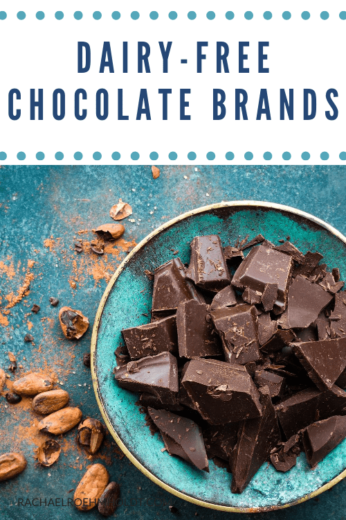 Dairy-free Chocolate Brands