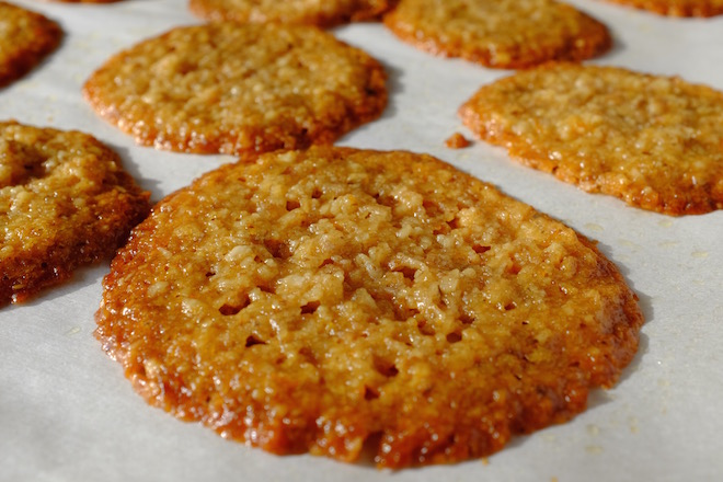 Walnut Coconut Orange Cookies | RachaelRoehmholdt.com