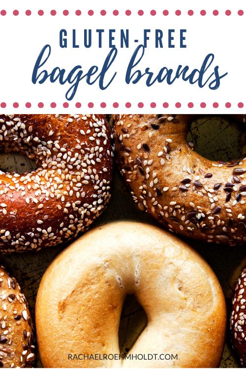 Gluten-free bagel brands