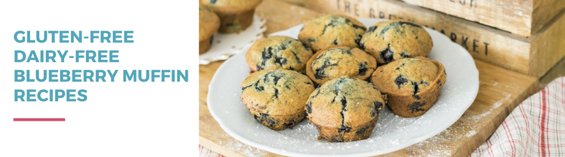 Gluten-free Dairy-free Blueberry Muffin Recipes