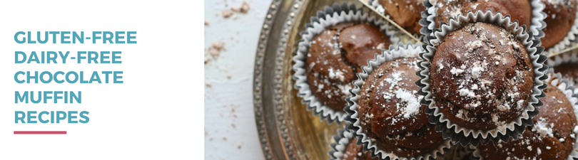 Gluten-free Dairy-free Chocolate Muffin Recipes
