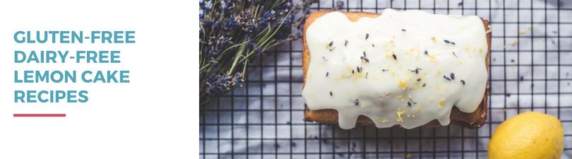 Gluten-free Dairy-free Lemon Cake Recipes