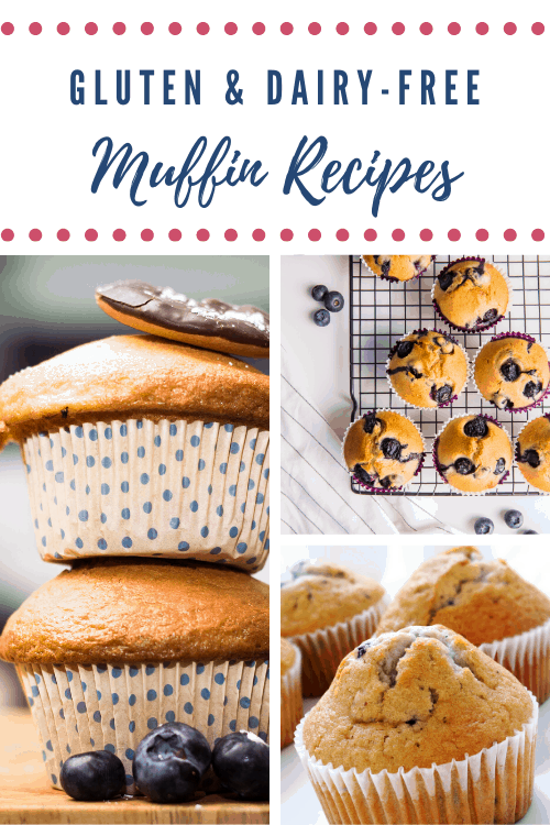 Gluten & Dairy-free Muffin Recipes