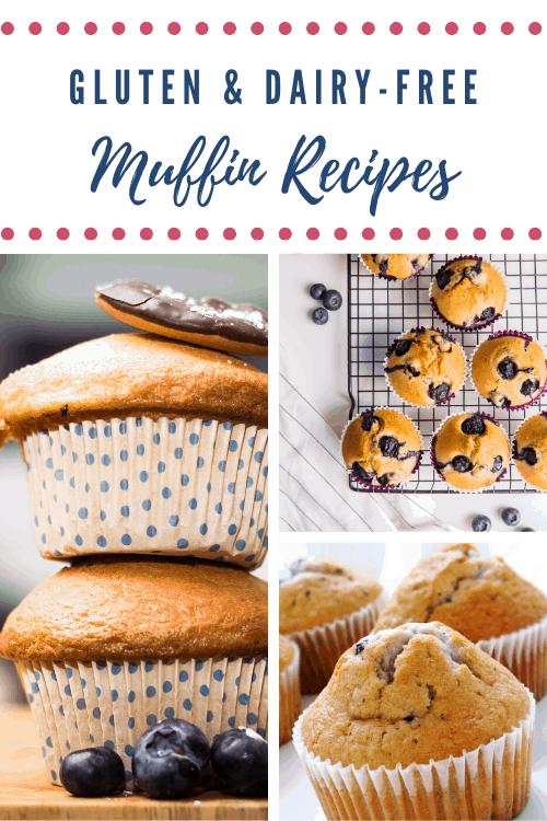 Gluten & Dairy-free Muffin Recipes