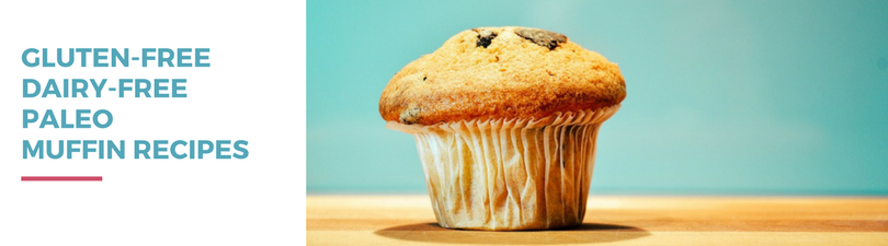 Gluten-free Dairy-free Paleo Muffin Recipes