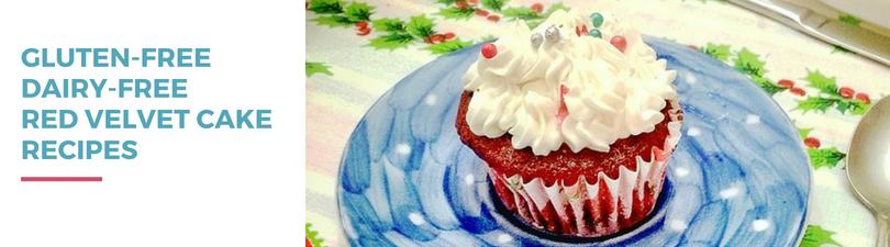 Gluten-free Dairy-free Red Velvet Cake Recipes