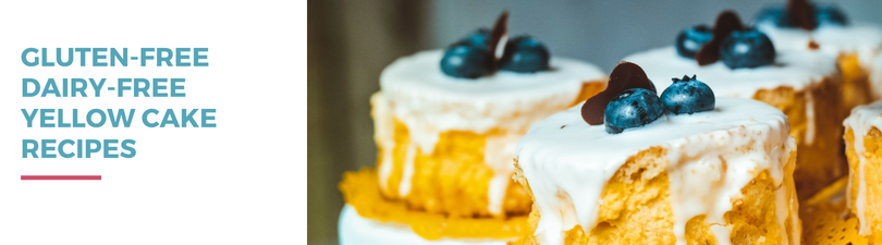 Gluten-free Dairy-free Yellow Cake Recipes