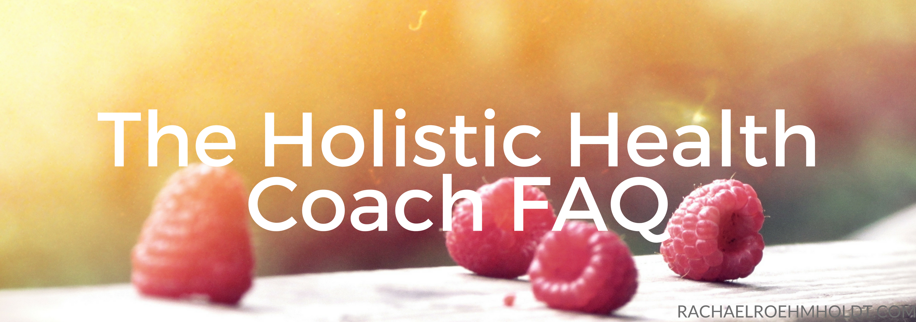 Become A Health Coach Rachael Roehmholdt