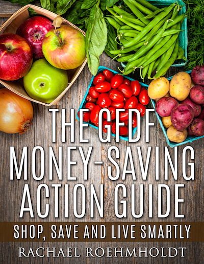 GFDF Money-Saving Action Guide from Rachael Roehmholdt