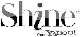 Shine from Yahoo Logo