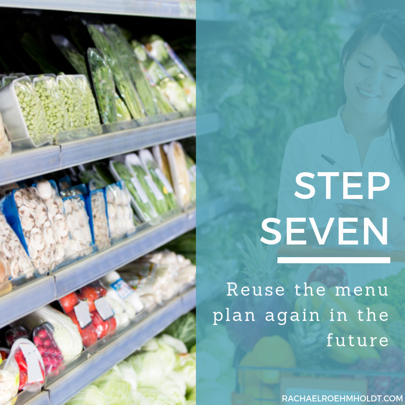 Step 7. Gather everything together so that you can use it again in the future.