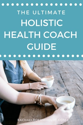 The Ultimate Holistic Health Coach Guide