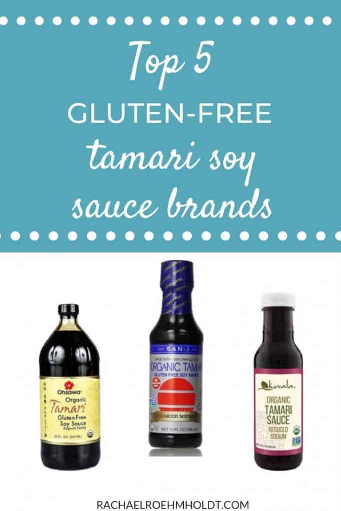 Top 5 Gluten-free Tamari Soy Sauce Brands