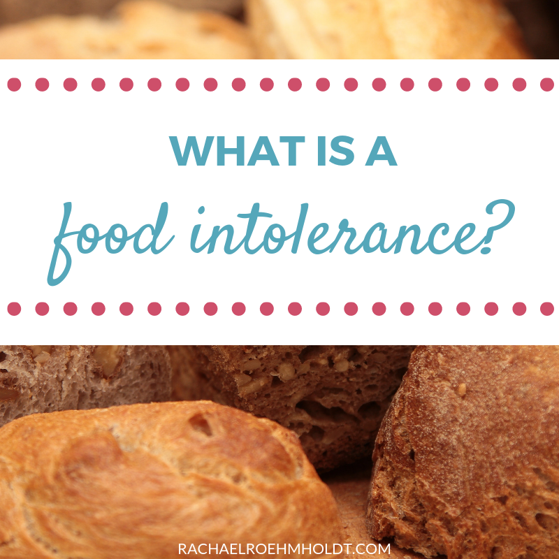 What is a food intolerance? What's the definition of a food intolerance? What are some food intolerance examples? What are some common food intolerances? We'll talk about that and more in this post. Click through for the full answers.